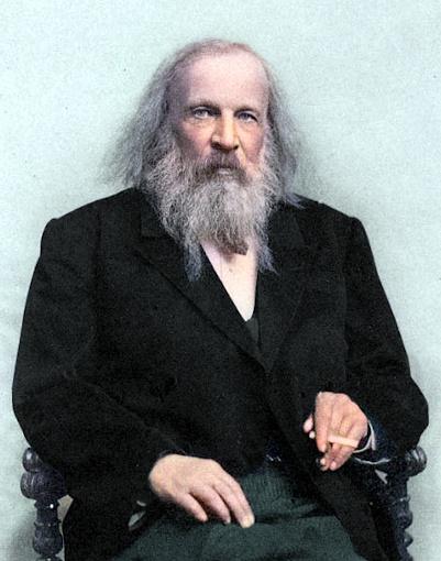 Dmitri Mendeleev, 1890s