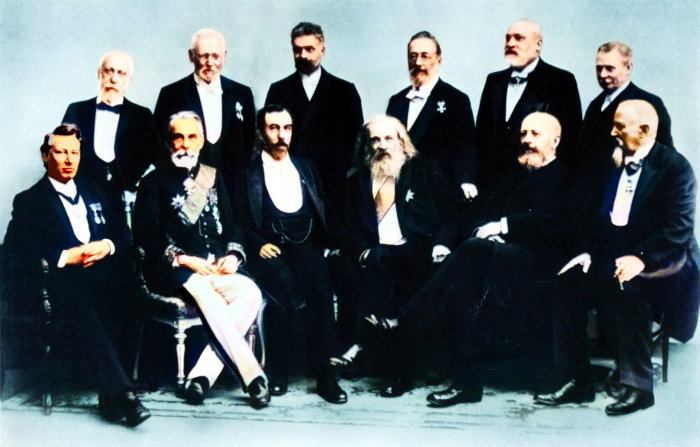 200-th Anniversary of Berlin Academy, 1900