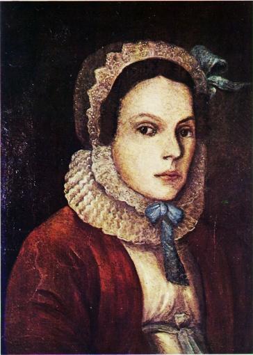 Dmitri Mendeleev's mother