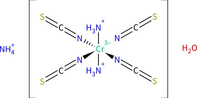 Reinecke's Salt