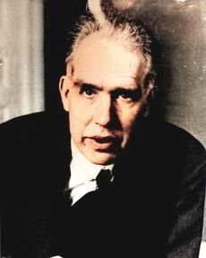 Niels Bohr in 1945