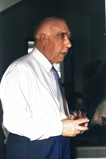 Niels Bohr visiting Weizmann Institute, Israel in 1958