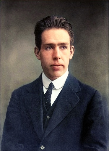Niels Bohr in his adolescent years