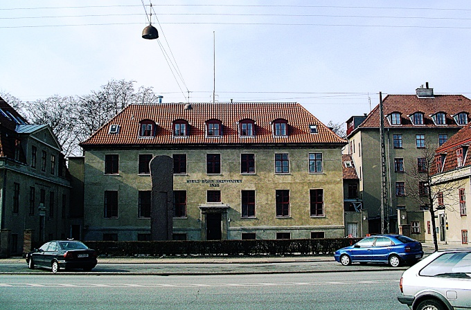 The Niels Bohr Institute