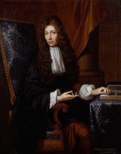 Robert Boyle c.1689